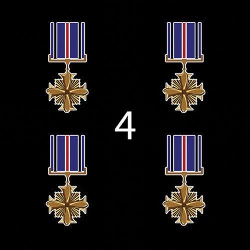 Cross Distinguished Flying (Air Force USAF Medal Distinguished Flying Cross Medal 3