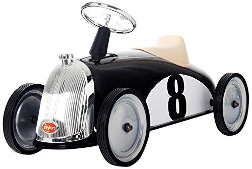 BAGHERA 836 - Rider Cavalcabile, Nero