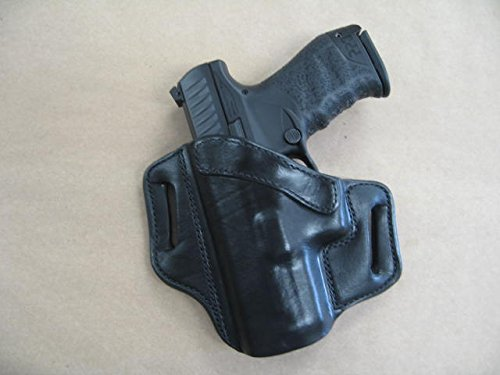 H&K VP9 VP40 OWB Leather 2 Slot Molded Pancake Belt, used for sale  Delivered anywhere in Canada