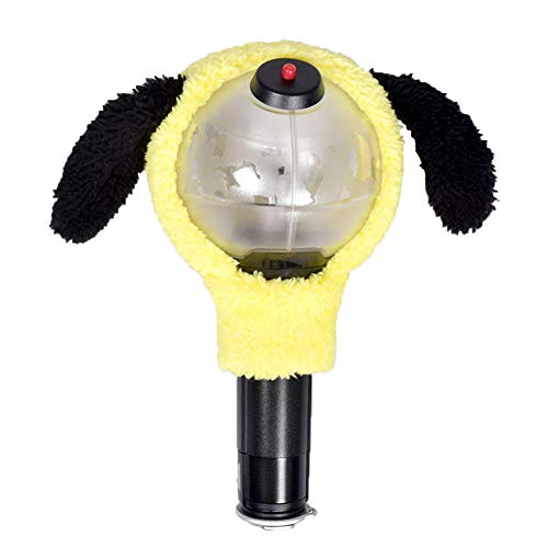 Youyouchard BTS Lightstick Cover, Kpop BTS Bangtan Boys KOYA RJ SHOOKY MANG CHIMMY TATA Cooky Concert Lamp Army Bomb Light Stick Case Best Gift for BTS Army(CHIMMY)