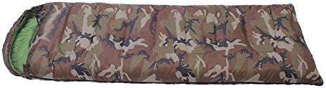 eamqrkt Sac de Couchage en ext/érieur Motif enveloppe Motif Camouflage