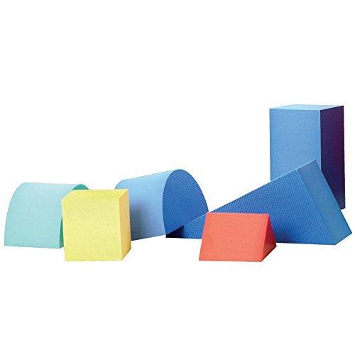 Edushape EDS700140 Giant Block Set (Pack of 32) [並行輸入品]   B07N8CCVT8