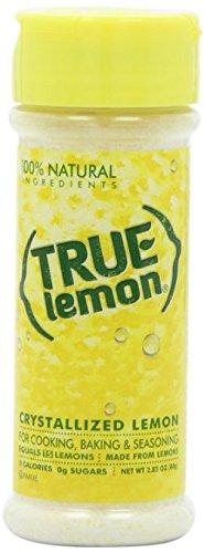 - True Lemon Crystallized Lemon 2.85 oz (3 pack 8.46 total Oz)