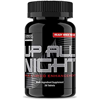 Amazon.com: Ultimate Nutrition Up All Night Natural Male