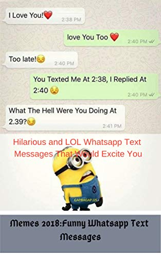 Amazon com: Memes 2018:Funny Whatsapp Text Messages