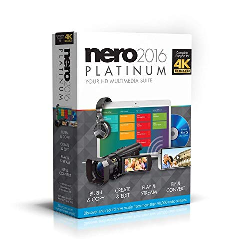 Buy nero burning rom 2018