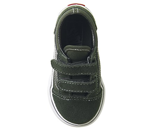 V Enfant Mode Old Skool Green Baskets T black Bag Mixte Vans Duffle 07xtn