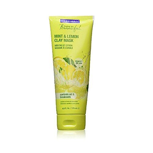 Freeman Mint Lemon Facial Clay