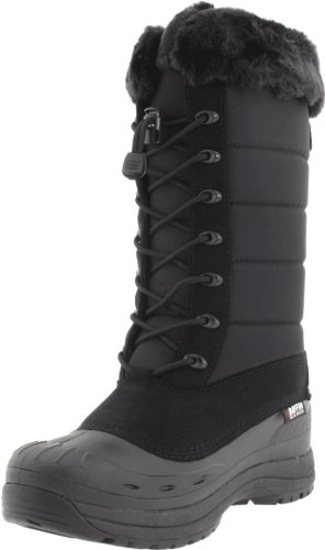 Baffin Women's Iceland Snow Boot,Black,8 M - Baffin Womens Boots