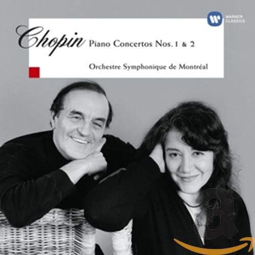 Chopin: Piano Concertos Nos. Challenge the lowest price 1 2 Dutoit Argerich Max 68% OFF