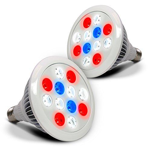 AeroGarden LED Grow Light (12w) (2-Pack)
