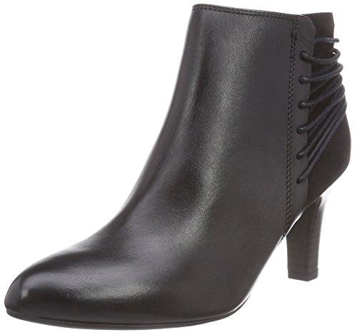 Caprice 25336 - botas de material sintético mujer negro - Schwarz (BLK NA/BLK SUE 021)