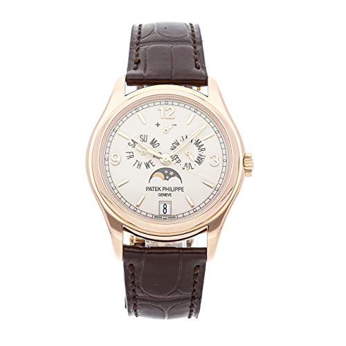 - Patek Philippe Complications Mechanical (Automatic) Cream Dial Mens Watch 5146R-001 (Certified Pre-Owned)