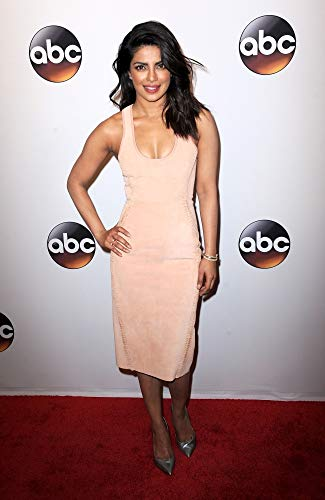 Posterazzi Poster Print Priyanka Chopra (Wearing A Dion Lee Dress) at Arrivals for ABC Upfronts Lincoln Center New York Ny May 17 2016. Photo by Kristin CallahanEverett Collection Celebrity (8 x 10) (Priyanka Chopra Best Photos)