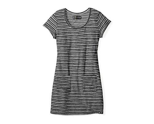 Scoop Neck Terry Dress - 9
