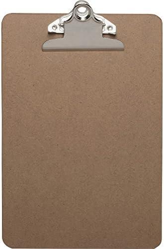 Business Source Hardboard Clipboard 16506