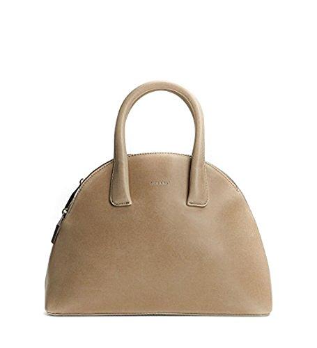 Matt and Nat Nemesis-Mini Handbag Taupe