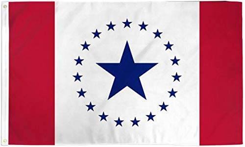 etc! Perfect for Home Decor parades classrooms 3x5ft 100/% Poly Flag Events State Flag Alternative Stennis Mississippi