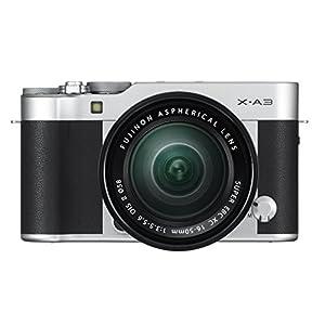 Fujifilm X-A5 Mirrorless Camera XC15-45mm Lens Kit – with 3.0″ LCD