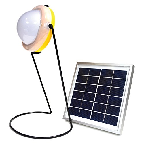 Affirm Global Sun King Pro 2 Mobile Solar Light with 2 USB Ports