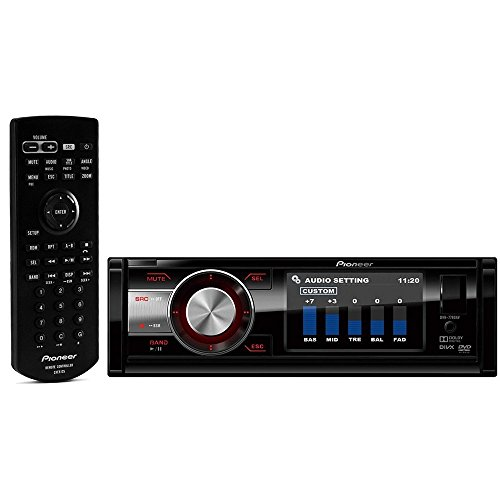 Auto Radio CD/DVD/USB/AM/FM/BLUETOOTH DVH-7880AV Pioneer