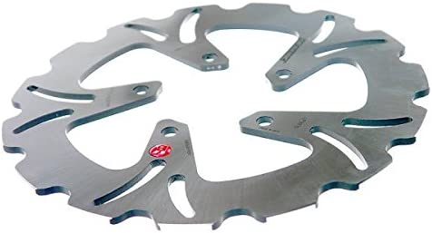 BRAKING Wave Bremsscheibe hinten AP16FIDH f/ür Derbi Rambla 300 i VTHRA1C Bj 2011-2014
