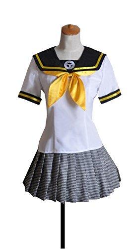 Dreamcosplay Anime Shin Megami Tensei: Persona Rise Kujikawa Cosplay Costume - Rise Kujikawa Cosplay Costume
