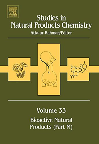 Studies in Natural Products Chemistry: Bioactive Natural Products (Part M) Pdf