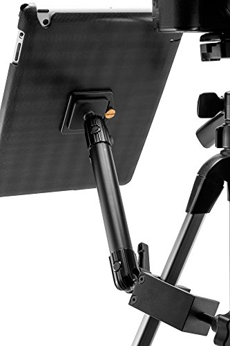 Arkon Custom Fit Apple iPad 4 3 2 Heavy Duty 10 inch C Clamp Tripod Table Desk or Cart Mount by ARKON (Image #5)