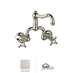 Rohl A1418xmstn 2 Country Bath Low Lead Wall Mounted