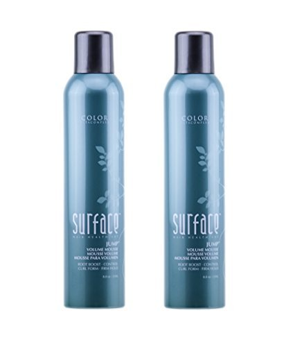 Surface JUMP Volume Mousse Root Boost Firm Hold 8.8oz (Se...