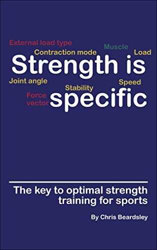 (Strength is Specific: The key to optimal strength training for sports)