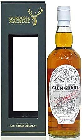 Glen Grant - Speyside Single Malt Scotch - 1964 42 year old Whisky