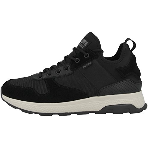 Palladium Runner Axeon Black Baskets black Army Homme 05682 001 qxq1Owvp