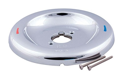Moen 179102 Replacement Escutcheon, Chrome by Moen