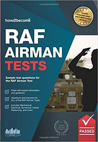 RAF Airman Tests Sample Test Questions For The RAF Airman