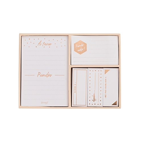 Mr. Wonderful woa08852fr Notebook Set in Copper Collection by Mr. Wonderful