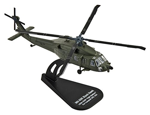Italeri Brest 48133-MH-60K Black Hawk-Die Cast Model 1: 100Scale