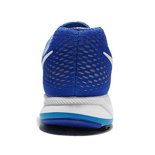 Nike 831356-401, Zapatillas de Trail Running para Mujer Azul (Blue Glow / White / Racer Blue / Bluecap)