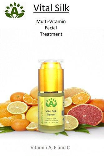 AGRA Cosmetics® Vital Silk Serum