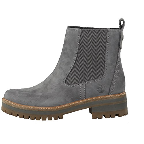 Stivali Donna Valley Chelsea Grigio Courmayeur Timberland BxqORR