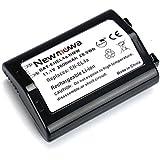 Newmowa EN-EL4,EN-EL4A Rechargeable Li-ion Battery for MB-D10 Battery Pack and Nikon D2H D2Hs D2X D2Xs D3 D3s D3x F6 Digital SLR Cameras