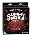 Edible Male Gummy Undies