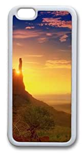 Canyon Sunrise Custom Case For Samsung Galaxy S5 Cover PC White