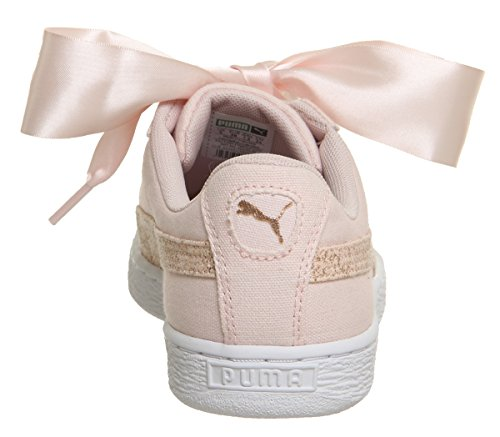 Rose di Blue Heart Scarpe Flower tela Puma wqnYv