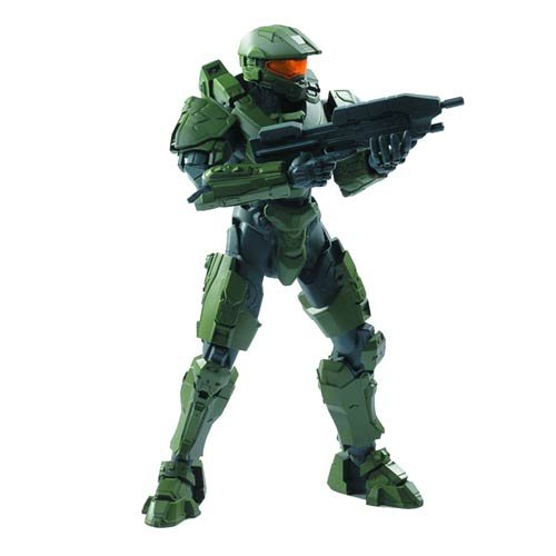 SpruKits Halo The Master Chief Action Figure Model Kit, Level 3
