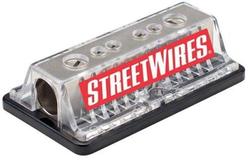 Automotive Power Distribution Block >> Amazon Com Streetwires Db0480 Diamond Plate Series Power