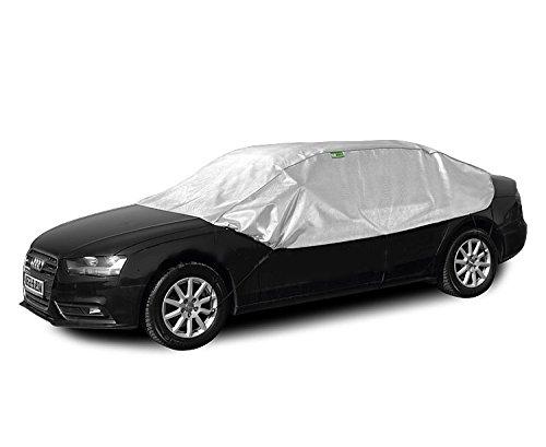 Solux - Sonne und Frost Scheibenschutz - Size und Model: L sedan - Halbgarage Autoabdeckung KEG-SX-L-SED-29 Kegel Blazusiak