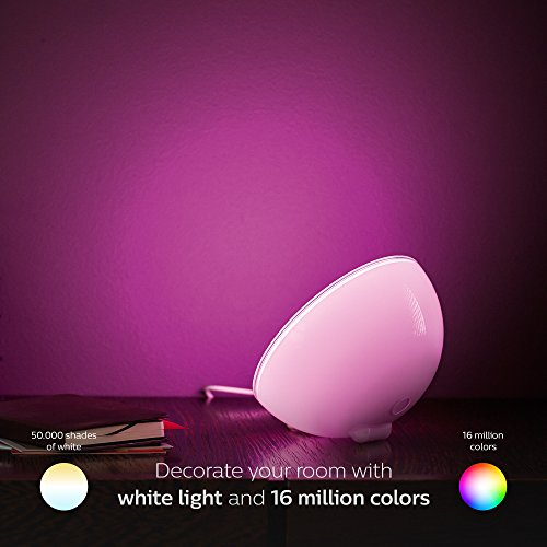 Philips Hue Go Portable Dimmable LED Smart Light Table