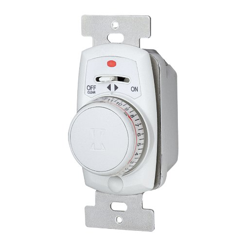 Intermatic EJ351C 120 Volt 24-Hour Programmable Mechanical Security Timer